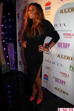 "Wendy Williams - ""Ask Wendy"" book launch party"