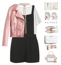 """""""#109"""" by foalsy ❤ liked on Polyvore featuring Monki, Topshop, Zimmermann and Botkier"""