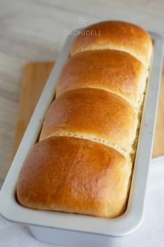 Bread Bun, No Bake Treats, How To Make Bread, Oven Baked, Hot Dog Buns, Bread Recipes, Baked Goods, Banana Bread, Good Food