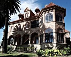 Built by George and Magnolia Sealy in 1889, their home, known as Open Gates, stands as a reminder of Galveston's gilded age and considered by many as one of the last great romantic buildings of the 19th century.  It was designed by the premier architects of the country, Mc Kim Mead and White of New York with construction supervised by the premier architect of Galveston, Nicholas J. Clayton. Tickets are on sale now at http://shop.galvestonhistory.org!