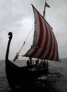 Vikings ship similar to Phoenician