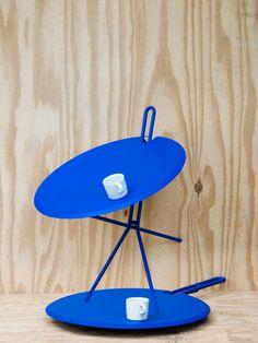 Hook side table by Eric Degenhardt for Richard Lampert Dailytonic