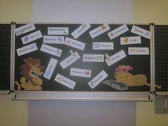 Der 1. Schultag mit dem Löwen, der nicht schreiben konnte