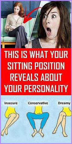 This Is What Your Sitting Position Reveals About Your Personality – Herbal Medicine Book Health And Fitness Articles, Health And Nutrition, Fitness Tips, Gut Health, Health Facts, Health Guru, Health Fitness, Health Zone, Fitness Workouts