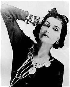 Before Coco Chanel, women had clothing that constricted them. They could not get dressed by themselves and would even pass out from the corsets. Chanel liberated women with free   flowing clothes, comfortable, breathable fabrics,  short hair, and made using less makeup more  popular. Now, I see that a lot of girls have undone Chanel's work. It has become popular to spend hours on hair do's, wearing skin- tight clothes, and having sky-high heals. Let's be comfortable again!!