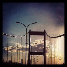 @aysmelb- #webstagram #bridge İstanbul