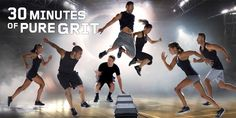 Les Mills Grit Plyo challenging  30 mns in the air