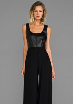 BB Dakota Music Twisted Jumpsuit in Black (Update: May 2014. Only XS and S left)