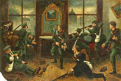 Ireland 1916, History, Painting, Irish, Art, Art Background, Historia, Irish Language, Painting Art