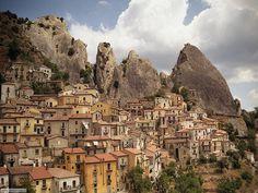 Castelmezzano (Potenza) - Italy