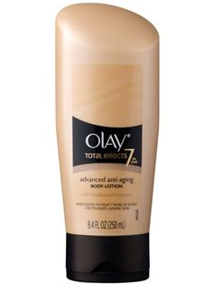 Olay Total Effects Advanced Anti-Aging Body Lotion. Goes beyond cleansing to deeply moisturize and fight 7 signs of aging all over your body Oil Of Olaz, Olay Total Effects 7, Best Anti Aging Creams, Skin Cream, Michigan, Avocado Wrap, Lettuce, Lunches, Olay Products