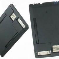 お財布にもすんなり入る、スーパー薄いiPhone 5充電ケーブル : ギズモード・ジャパン