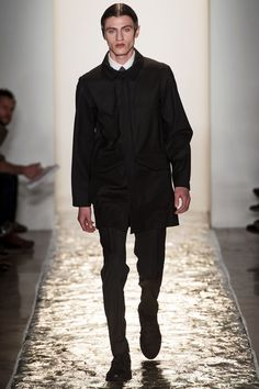 Patrik Ervell | Fall 2013 Menswear Collection | Style.com