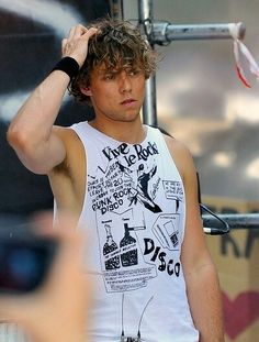 Ashton on the Today Show