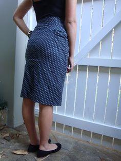 Sew Tessuti Blog - Sewing Tips & Tutorials - New Fabrics, Pattern Reviews: Spotted Imazu Kasia
