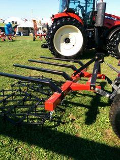 10 Best Harrow Drags Images Tractor Tractors Food Plot