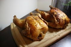 The Hungry Girlfriend | Easy Roasted Chicken