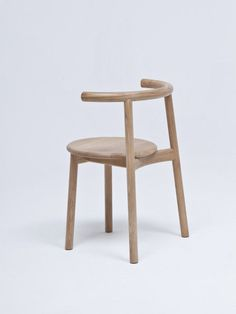 Nice, clean lines in this chair.  They stack, too.