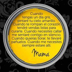 Muy tierno el amor de Madre!