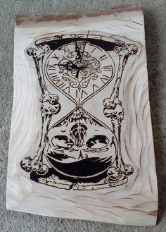 Clock by GothicRider