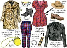 How To Do British Style