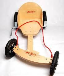 Resultado de imagem para kiddimoto wooden billy cart