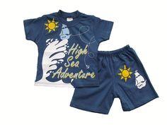 High Sea Adventure Denizci Takım (82090) - Erkek Çocuk Giyim