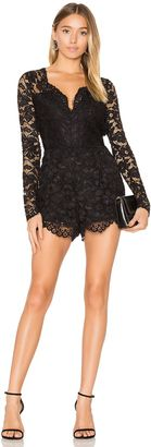 Shop Now - >  https://api.shopstyle.com/action/apiVisitRetailer?id=613855410&pid=uid6996-25233114-59 Lovers + Friends Eve Romper  ...