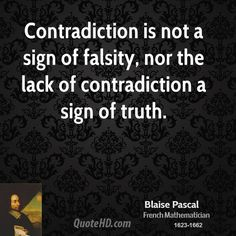 Pensees - Blaise Pascal