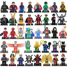 #Christmas Buy for 39pcs/lot Marvel Super Heroes HULK Flash deadpool loki toys Building Blocks Sets Minifigures classic toys collection toys gift for Christmas Gifts Idea Stores . Christmas  can be a gorgeous holiday, but let's be honest: It's also nerve-racking along with technique over-stimulating when you have a new mil things you can do and people to find out. We've got ins...