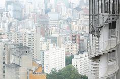 Do alto do Copan São Paulo - Brasil   Flickr - Photo Sharing!