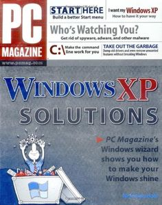 PC Magazine Windows XP Solutions « Library User Group