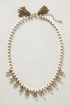 Brindille Necklace from Anthro