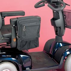 Order the Tiller Bag for Mobility Scooters from Monster Scooter Parts, and know you are getting quality scooter parts at a great price.