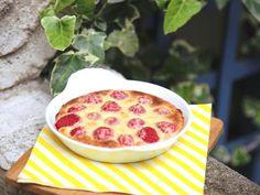 Gratin de framboises à la crème d'amandes - Recette de cuisine Marmiton : une recette