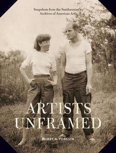 jackson pollack & lee kravitz Humble Snapshots Of 20th Century Art Giants Being Regular People