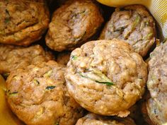 Zucchini Muffins | 10 Zucchini Recipes That Will Blow YourMind