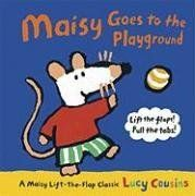Maisy Goes to the Playground: A Maisy Lift-the-Flap Classic by Lucy Cousins, http://www.amazon.com/dp/0763640972/ref=cm_sw_r_pi_dp_Gxbvqb012N164