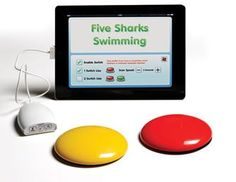 How Do I Use a Switch With an iPad? - Jane Farrall Consulting (AAC/AT Blog)