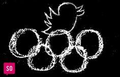 Olympialaiset jylläsivät Twitterissä