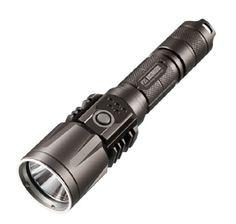 Nitecore CR123 2 Led Type U2 Black Flashlight