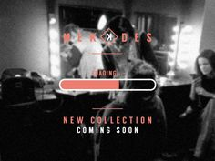 Loading... New Collection  #Mekkdes #NewCollection #PrettySoon #LimitedEditions  www.mekkdes.com