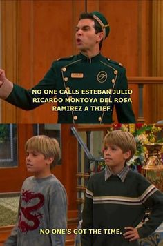 SUITE LIFE OF ZACK AND CODY <3 <3 <3