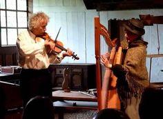 Historische Musik auf historischen Instrumenten