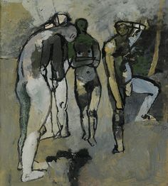 Keith Vaughan: Gouaches, Drawings & Prints | Osborne Samuel
