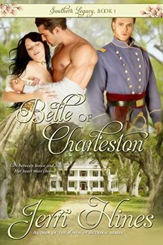 Right now Belle of Charleston by Jerri Hines is Free!
