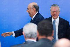 Brasília - O presidente Michel Temer se reúne com líderes empresariais de vários setores produtivos, no Palácio do Planalto