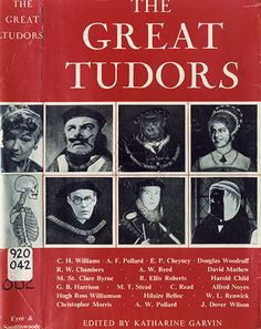 Joe Orton exhibition: The Great Tudors edited by Katharin Garvin