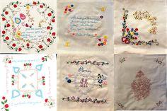 Lenços dos Namorados A partir de 15 € #artesanato #handicraft