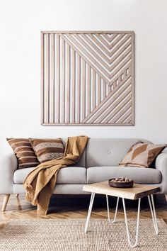 Geometric Wood Wall Art- Abstract Wooden Wall Art- Modern Wood Wall Art - Our new Geometric Wood Wall Art is a choice for those who want to bring the modern touch to the dec - Wooden Wall Decor, Wooden Walls, Wall Wood, Wall Art For Bedroom, Large Rustic Wall Decor, Large Wood Wall Art, Driftwood Wall Art, Pallet Wall Art, White Wall Decor